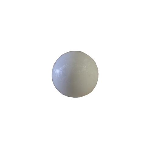 Loptička biela
